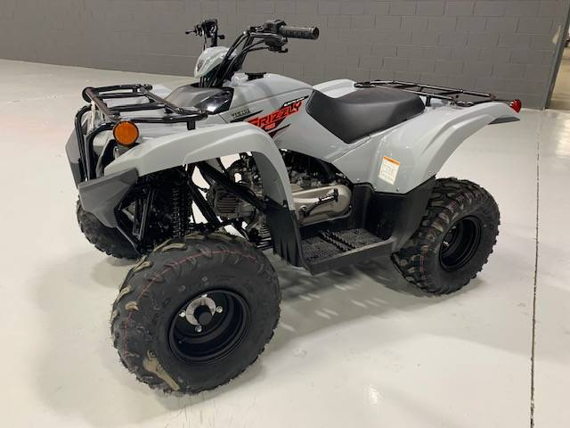 2021 Yamaha Grizzly 90 in Brilliant, Ohio - Photo 1