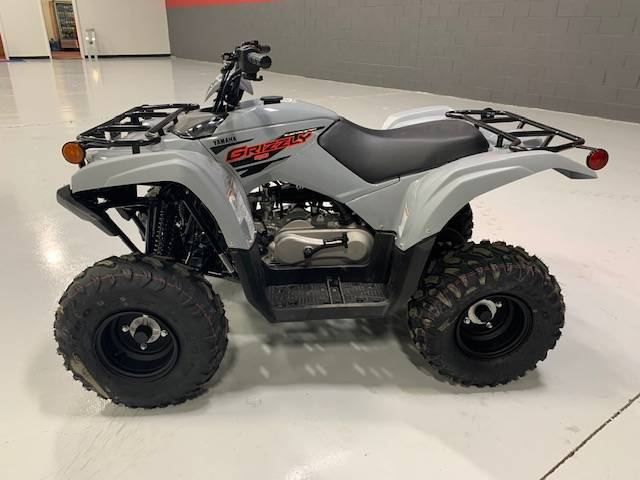 2021 Yamaha Grizzly 90 in Brilliant, Ohio - Photo 3