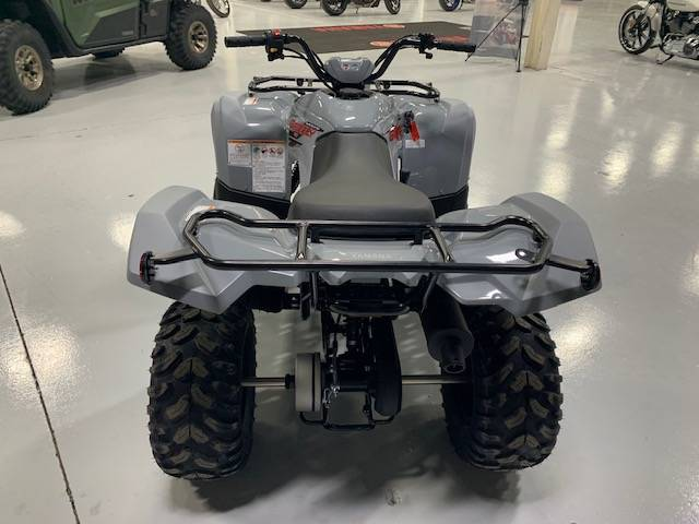 2021 Yamaha Grizzly 90 in Brilliant, Ohio - Photo 4
