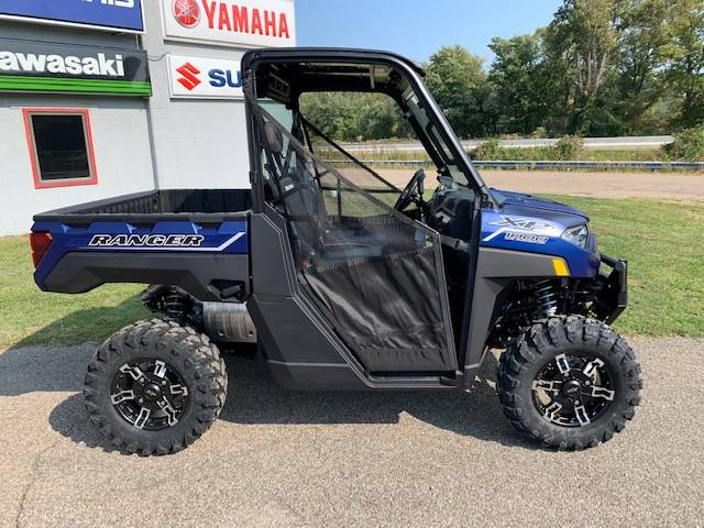 2021 Polaris Ranger XP 1000 Premium in Brilliant, Ohio - Photo 2