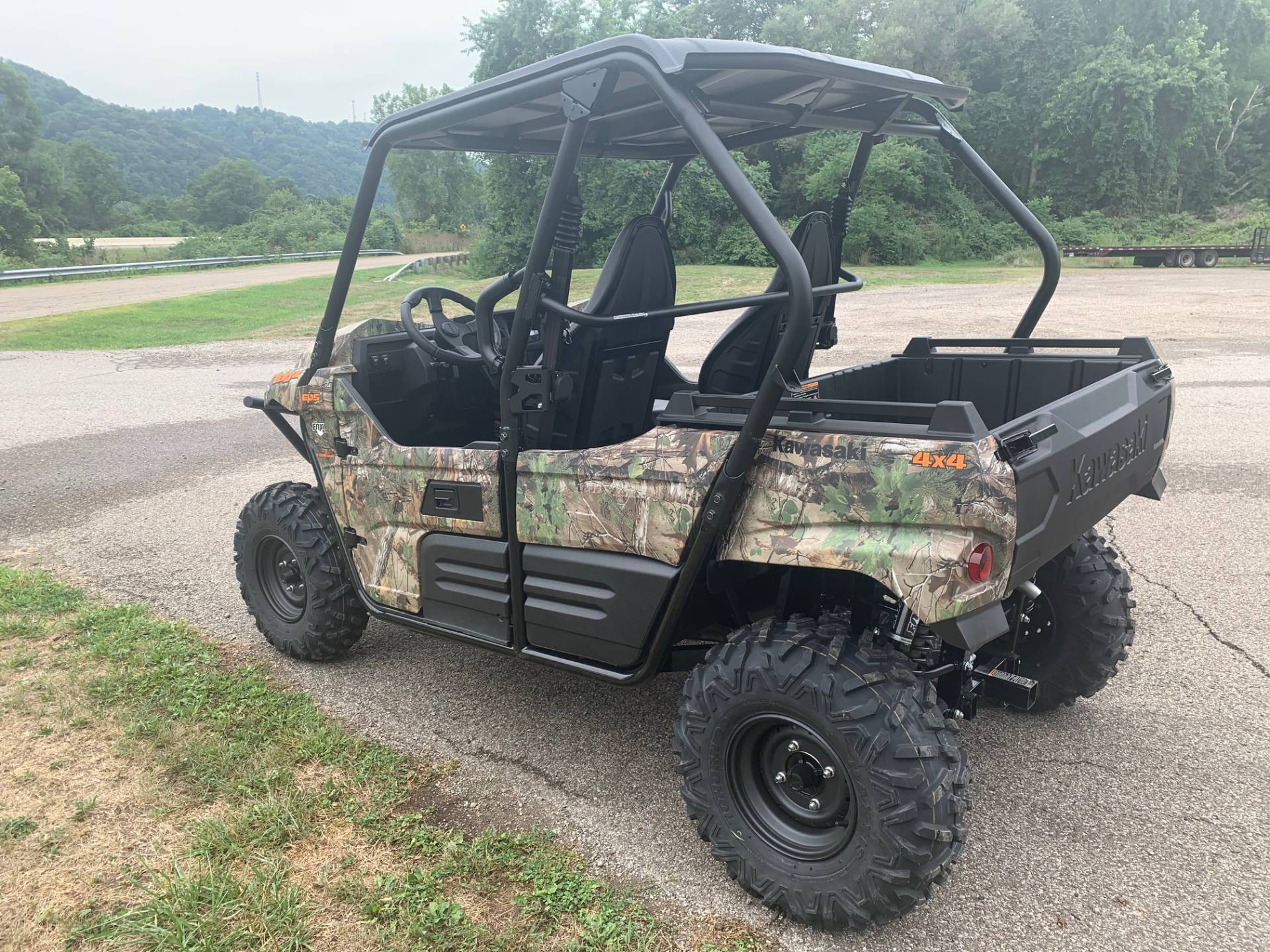 2021 Kawasaki Teryx Camo in Brilliant, Ohio - Photo 6