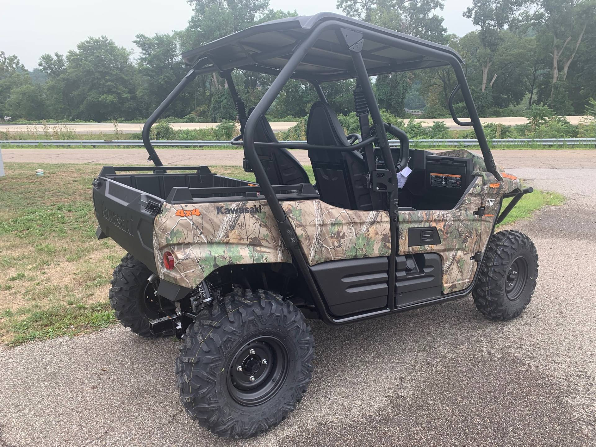 2021 Kawasaki Teryx Camo in Brilliant, Ohio - Photo 2