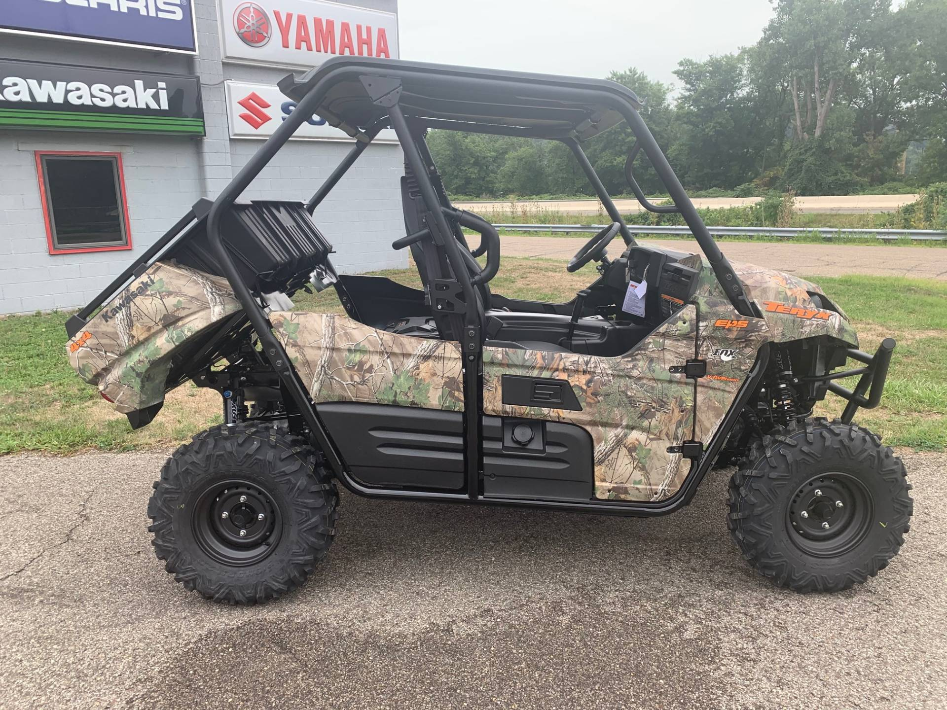 2021 Kawasaki Teryx Camo in Brilliant, Ohio - Photo 3