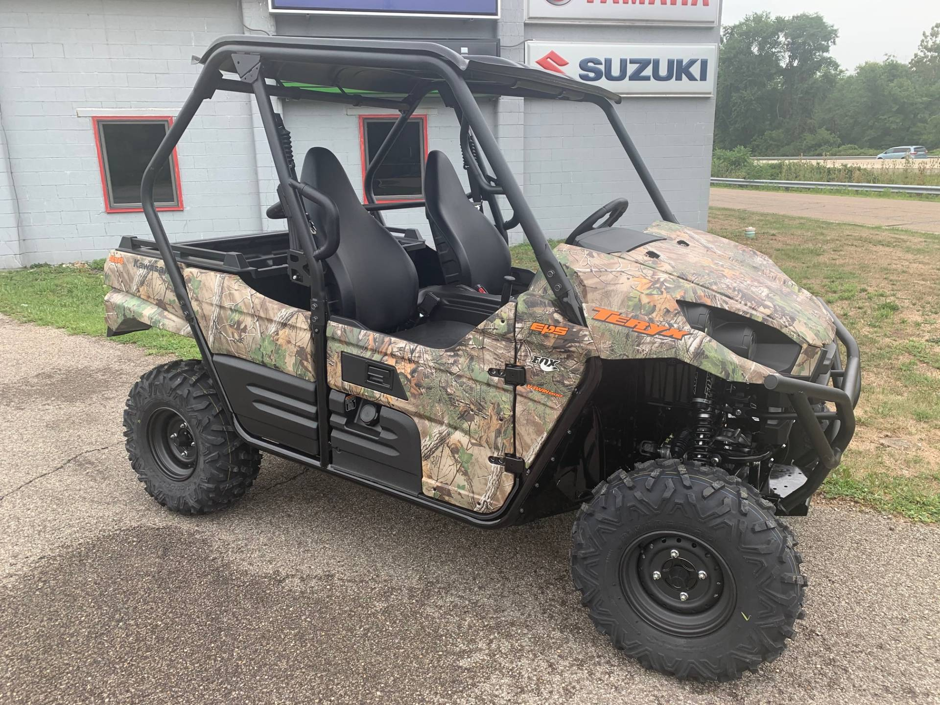 2021 Kawasaki Teryx Camo in Brilliant, Ohio - Photo 1