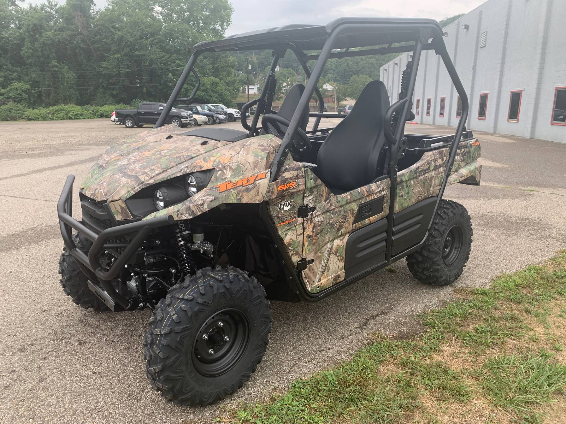 2021 Kawasaki Teryx Camo in Brilliant, Ohio - Photo 9