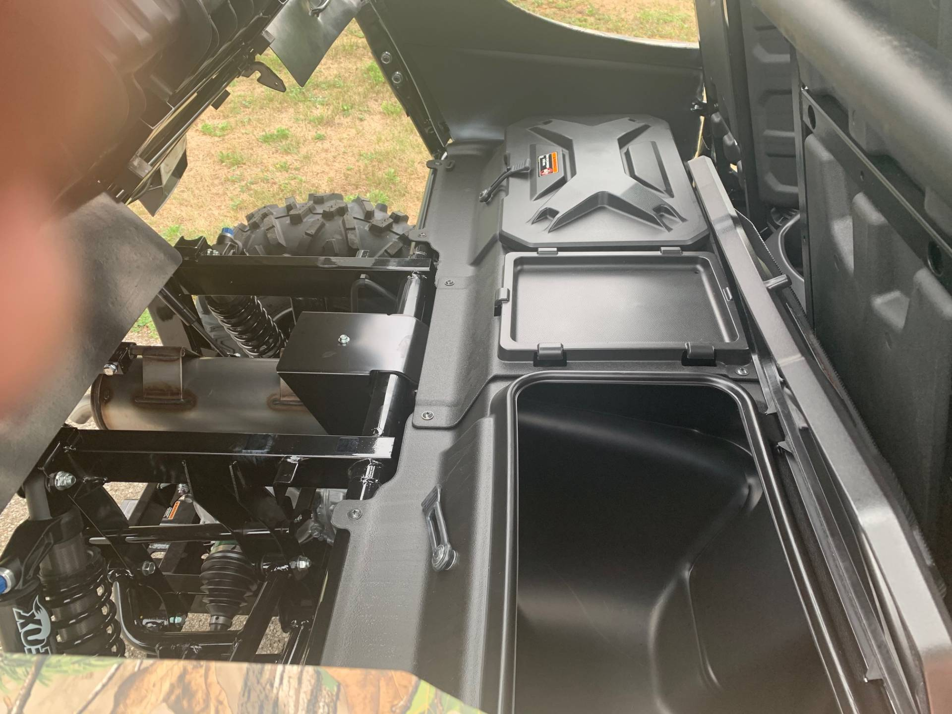 2021 Kawasaki Teryx Camo in Brilliant, Ohio - Photo 4
