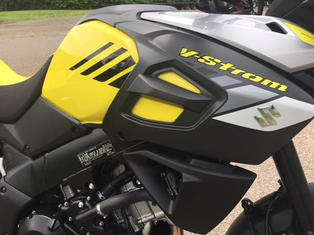 2018 Suzuki V-Strom 1000XT in Brilliant, Ohio