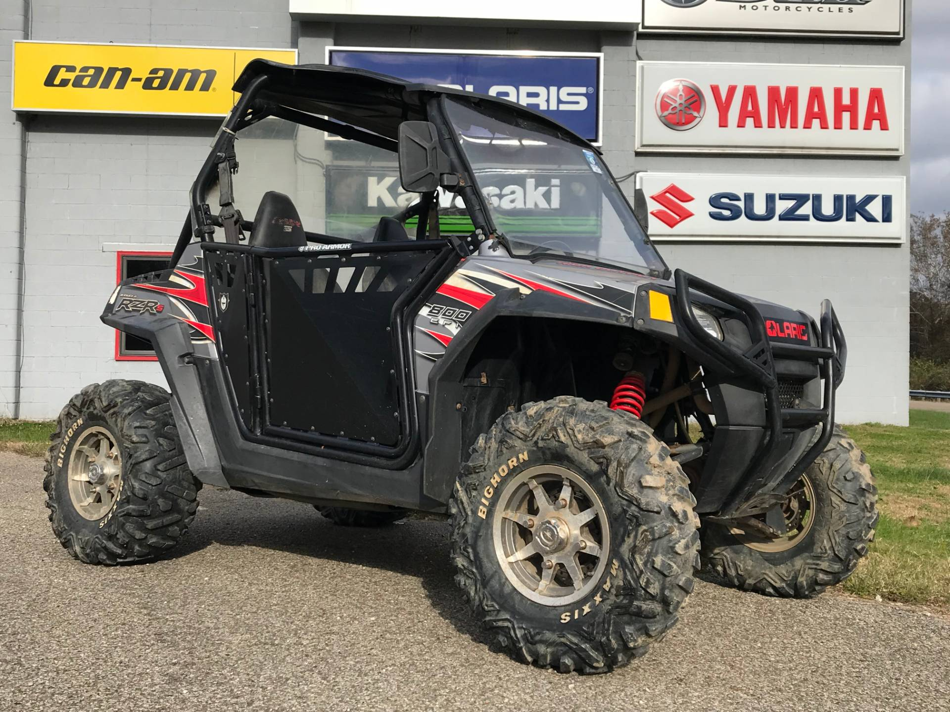2009 Polaris Ranger RZR S for sale 16137