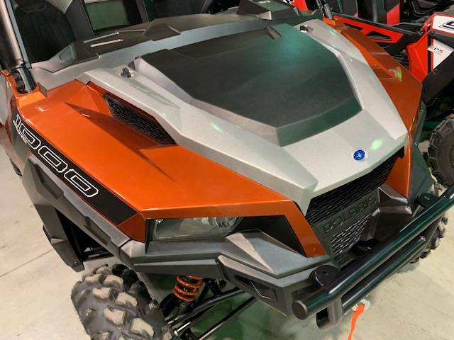 2019 Polaris General 1000 EPS Deluxe in Brilliant, Ohio - Photo 3