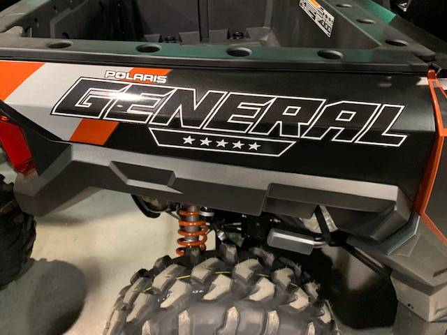 2019 Polaris General 1000 EPS Deluxe in Brilliant, Ohio - Photo 7