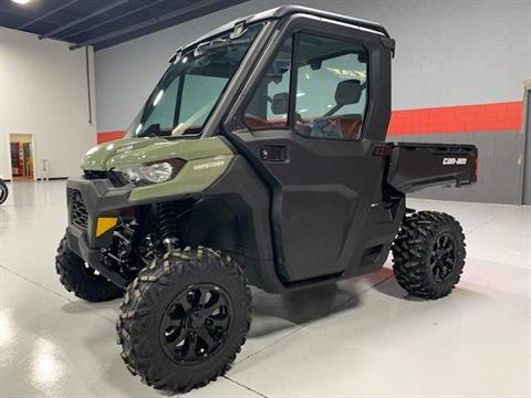 2021 Can-Am Defender DPS CAB HD8 in Brilliant, Ohio - Photo 1