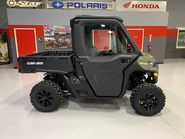 2021 Can-Am Defender DPS CAB HD8 in Brilliant, Ohio - Photo 5