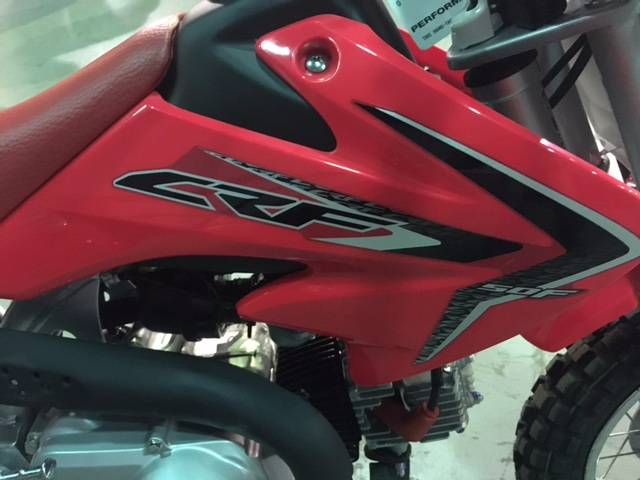 2019 Honda CRF50F in Brilliant, Ohio - Photo 2