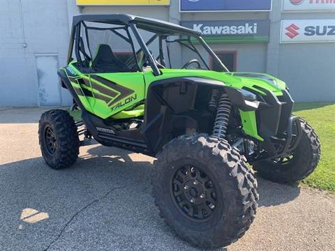 2019 Honda Talon 1000R in Brilliant, Ohio - Photo 1