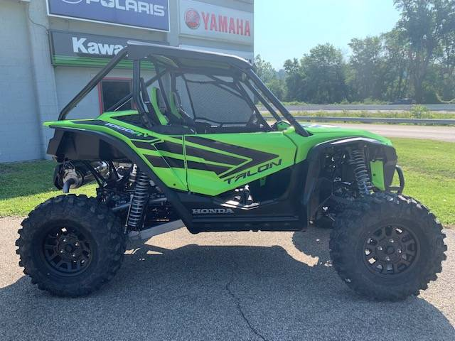 2019 Honda Talon 1000R in Brilliant, Ohio - Photo 2