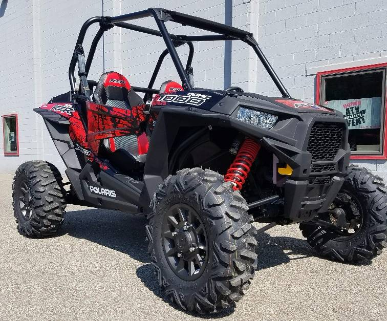 2018 Polaris Rzr Xp 1000 Eps In Brilliant Ohio
