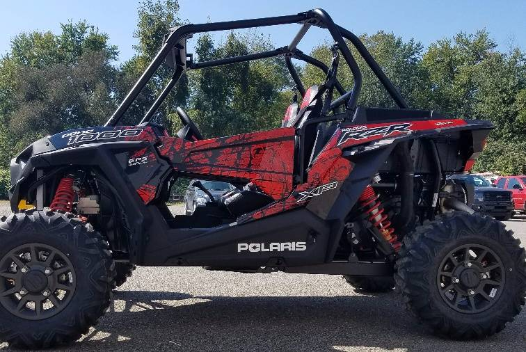 2018 Polaris RZR XP 1000 EPS in Brilliant, Ohio