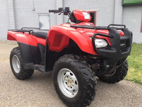 2012 Honda FourTrax® Foreman® 4x4 in Brilliant, Ohio