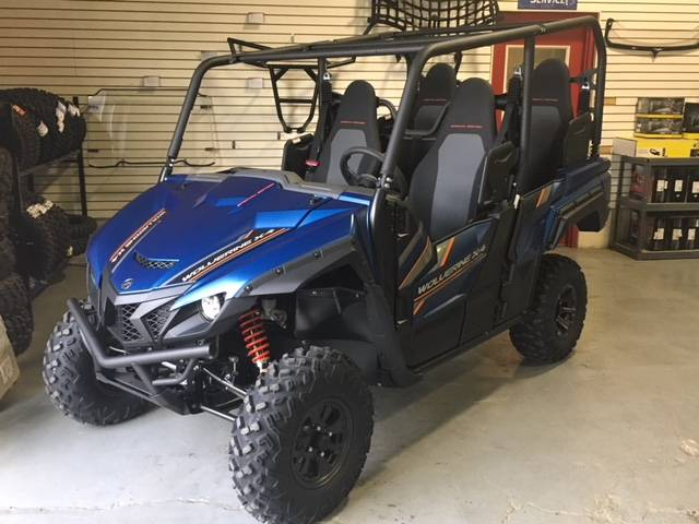 2019 Yamaha Wolverine X4 SE in Brilliant, Ohio - Photo 1