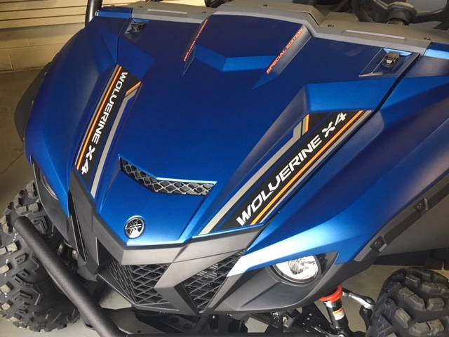 2019 Yamaha Wolverine X4 SE in Brilliant, Ohio - Photo 2