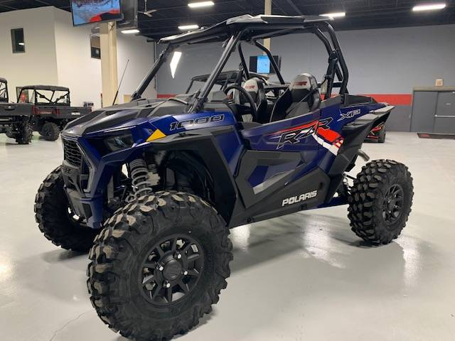 2021 Polaris RZR XP 1000 Premium in Brilliant, Ohio - Photo 1
