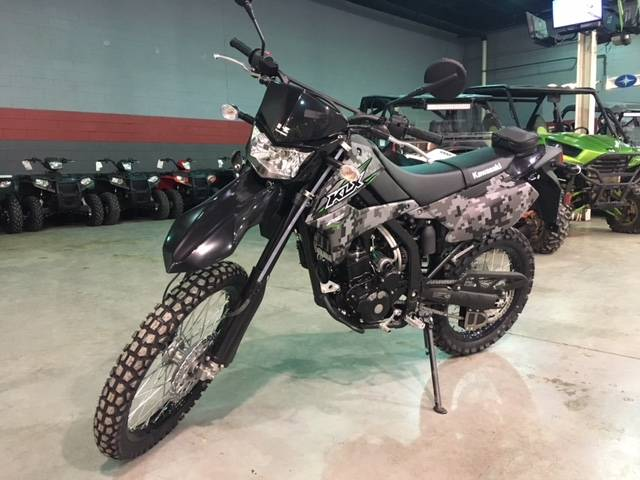 2019 Kawasaki KLX 250 Camo in Brilliant, Ohio - Photo 1