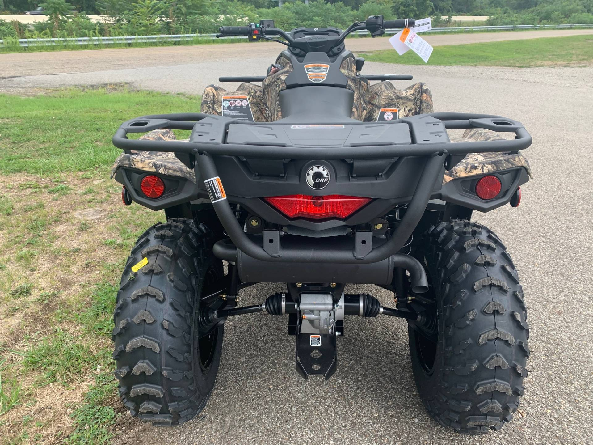 2021 Can-Am Outlander DPS 450 in Brilliant, Ohio - Photo 4