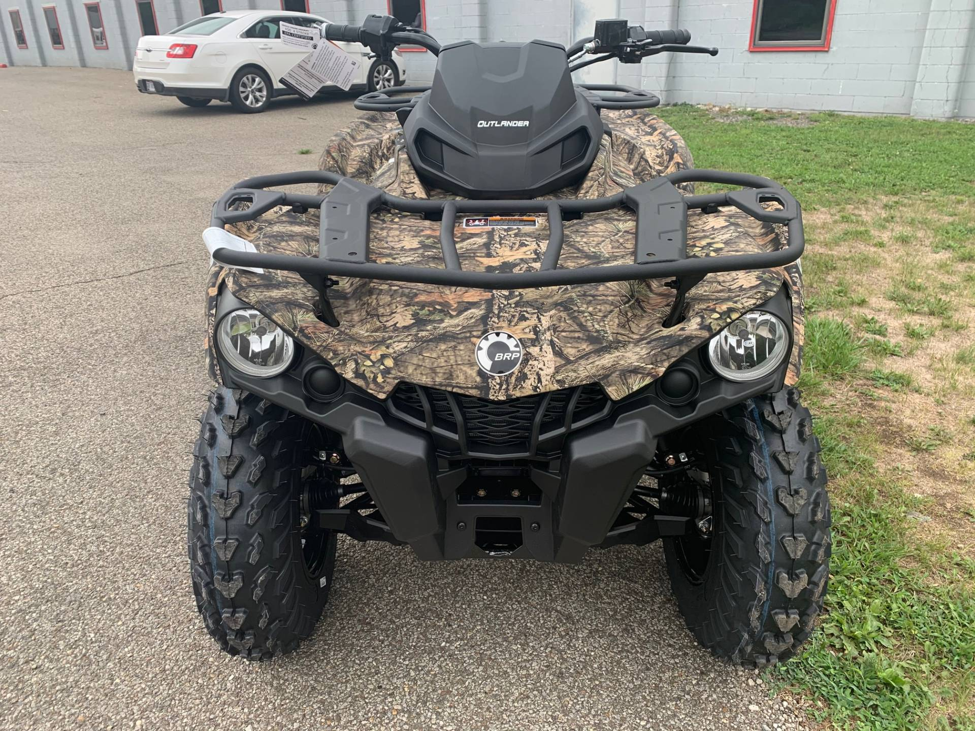 2021 Can-Am Outlander DPS 450 in Brilliant, Ohio - Photo 6
