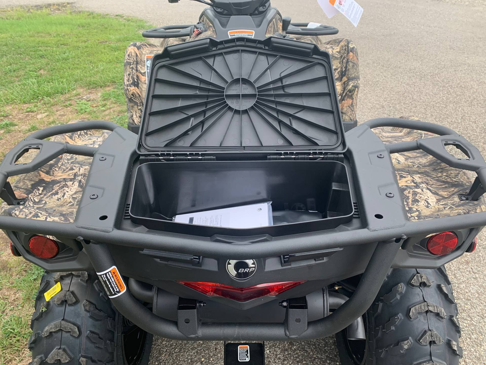 2021 Can-Am Outlander DPS 450 in Brilliant, Ohio - Photo 10