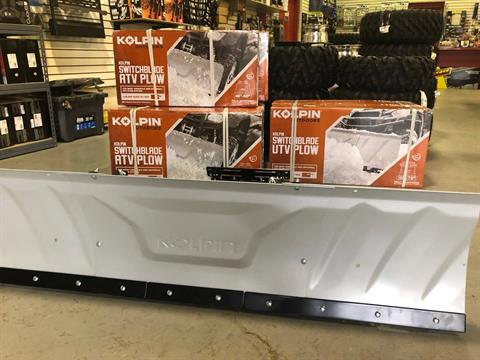 2018 Honda Kolpin Snow Plow, WInch Combo in Brilliant, Ohio