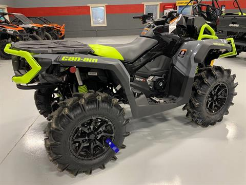 2021 Can-Am Outlander X MR 1000R in Brilliant, Ohio - Photo 9