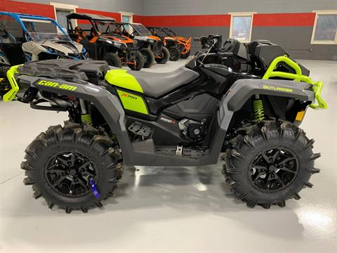 2021 Can-Am Outlander X MR 1000R in Brilliant, Ohio - Photo 10
