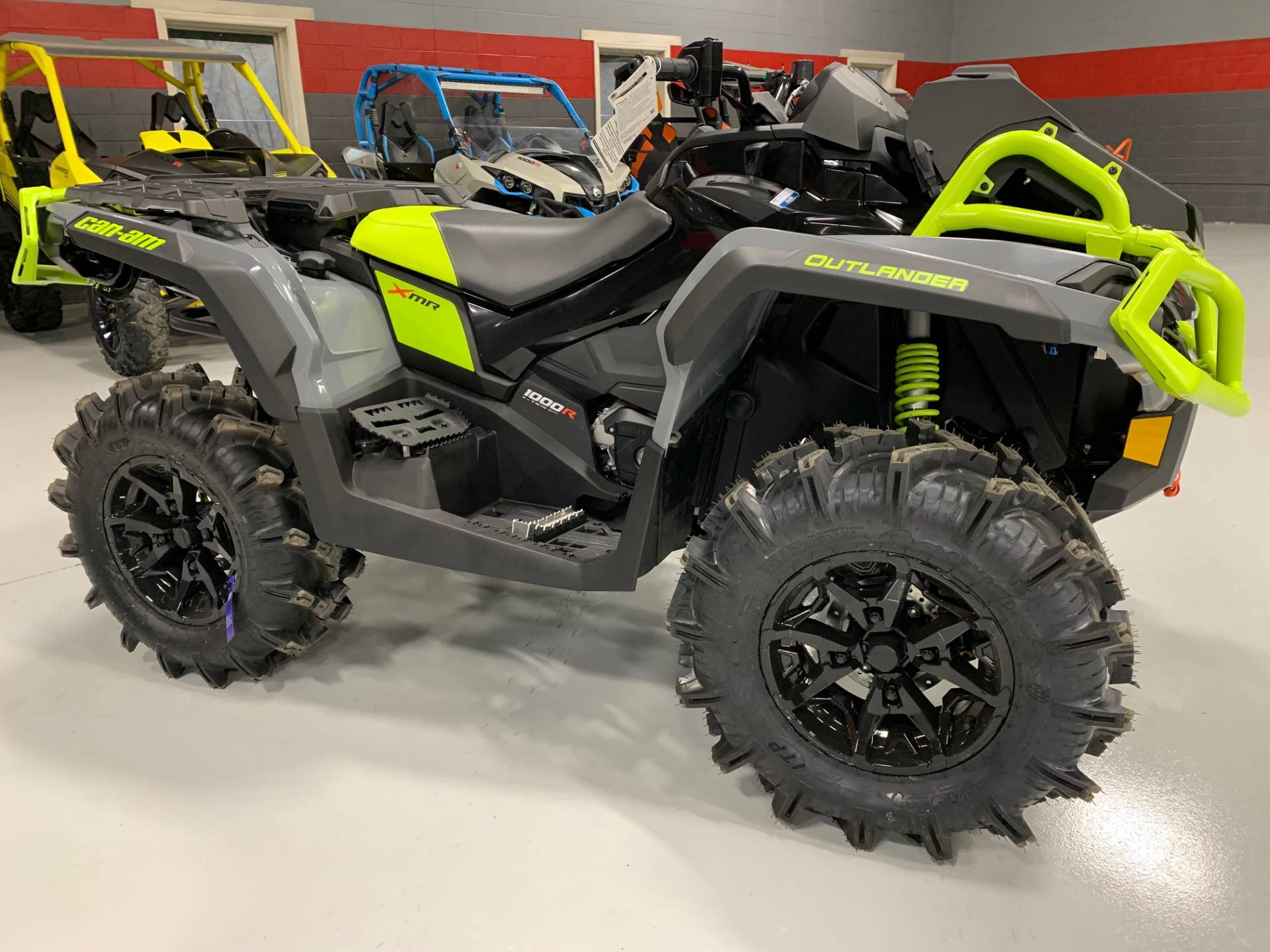 2021 Can-Am Outlander X MR 1000R in Brilliant, Ohio - Photo 1