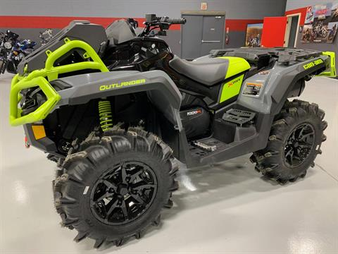 2021 Can-Am Outlander X MR 1000R in Brilliant, Ohio - Photo 4