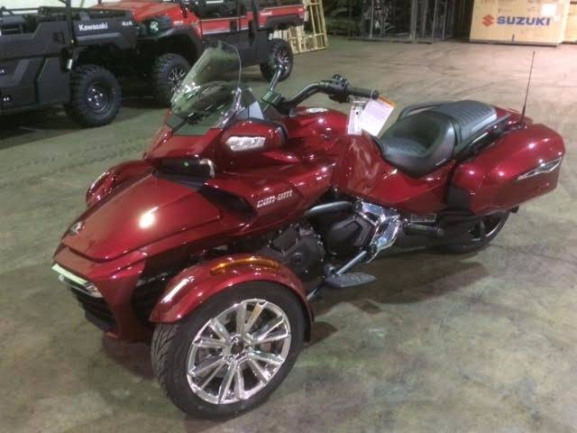 2016 Can-Am Spyder F3 Limited for sale 1543