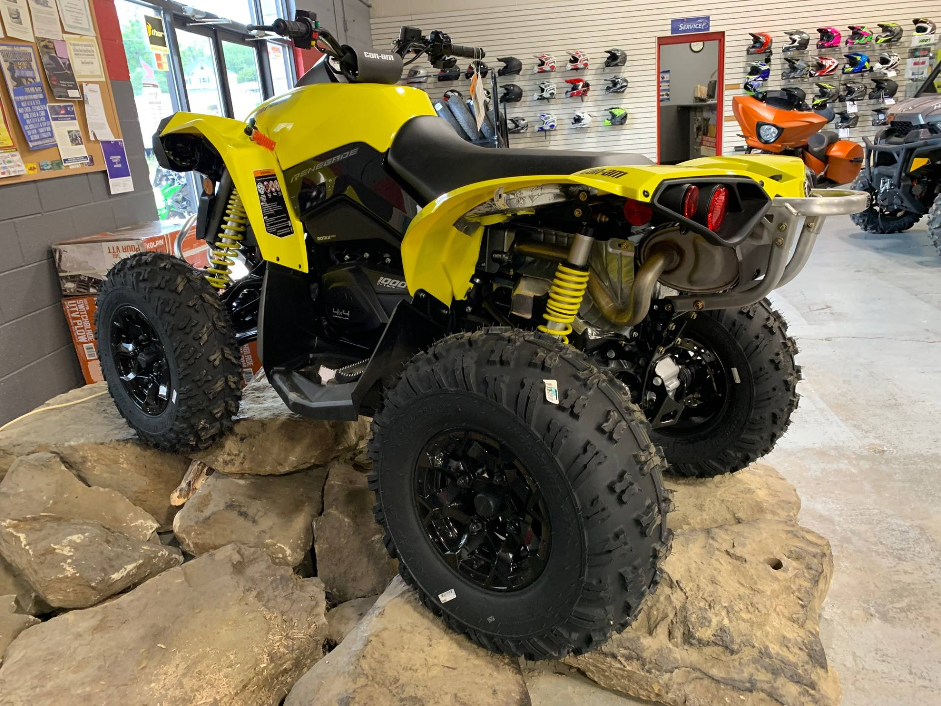 2019 Can-Am Renegade 1000R in Brilliant, Ohio - Photo 5