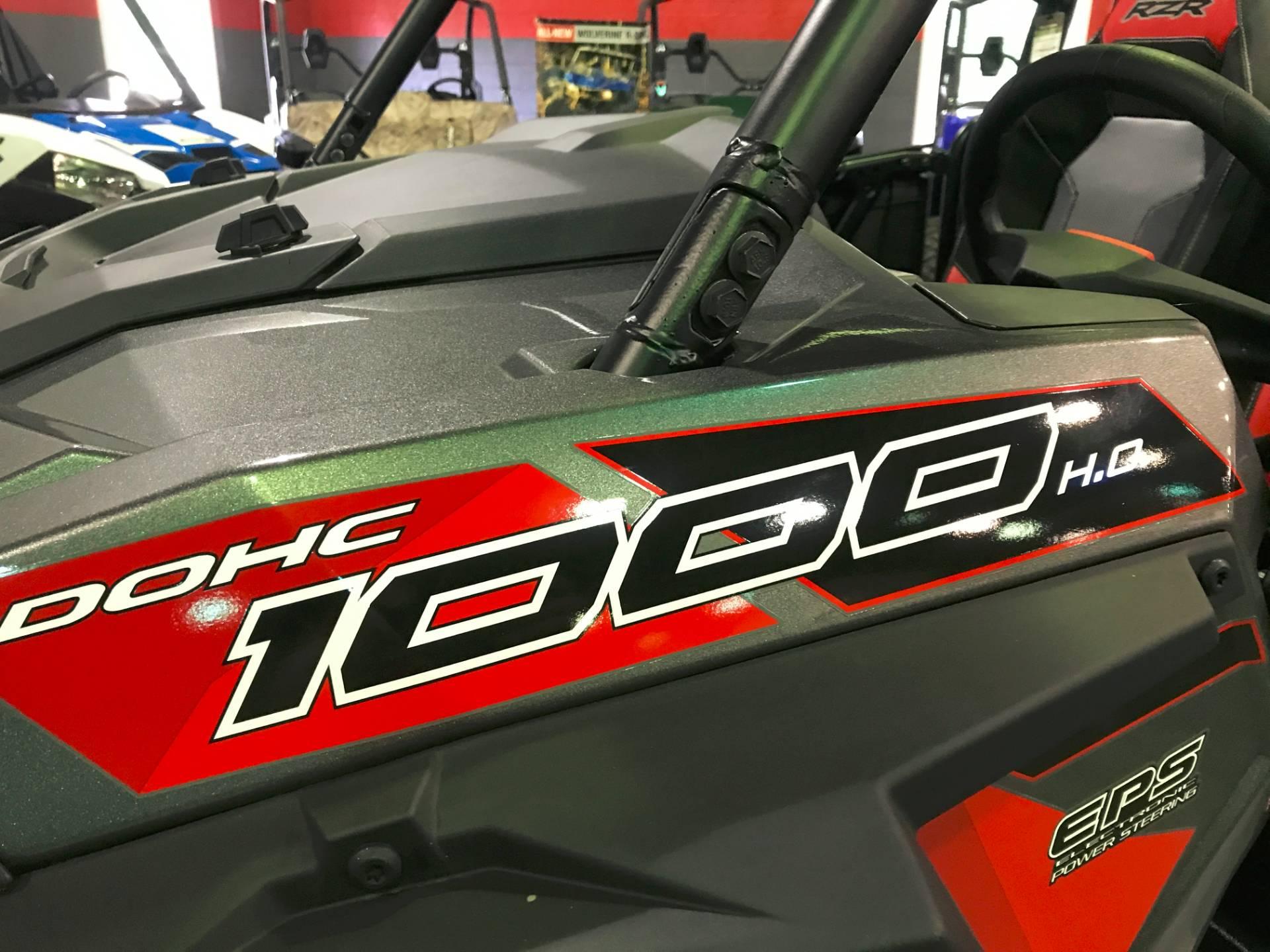 2017 Polaris RZR XP 1000 EPS 10