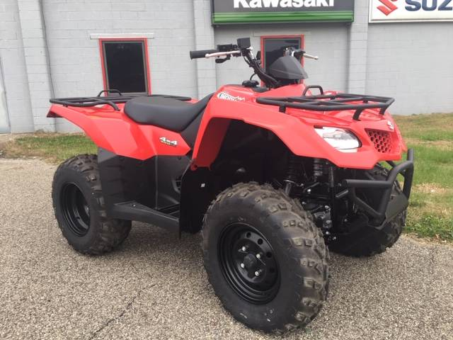 2017 Suzuki KingQuad 400FSi for sale 18188