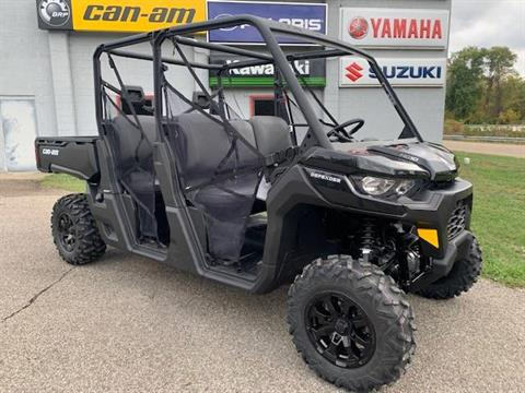 2021 Can-Am Defender MAX DPS HD10 in Brilliant, Ohio - Photo 1