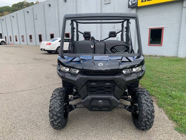 2021 Can-Am Defender MAX DPS HD10 in Brilliant, Ohio - Photo 6