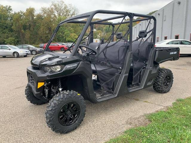 2021 Can-Am Defender MAX DPS HD10 in Brilliant, Ohio - Photo 10