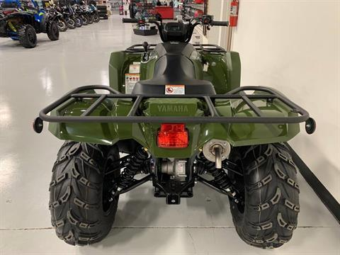2021 Yamaha Kodiak 450 EPS in Brilliant, Ohio - Photo 8
