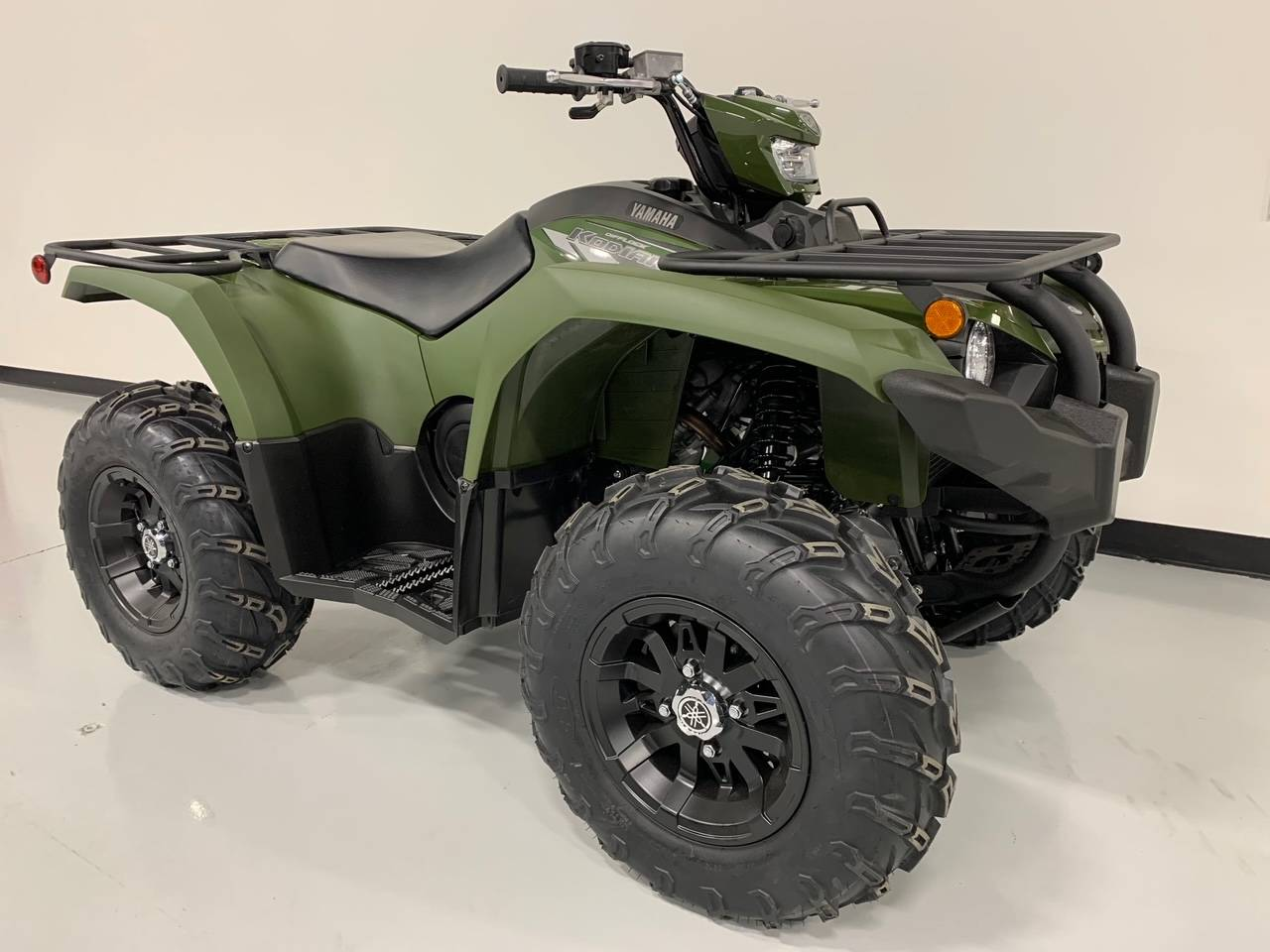 2021 Yamaha Kodiak 450 EPS in Brilliant, Ohio - Photo 1