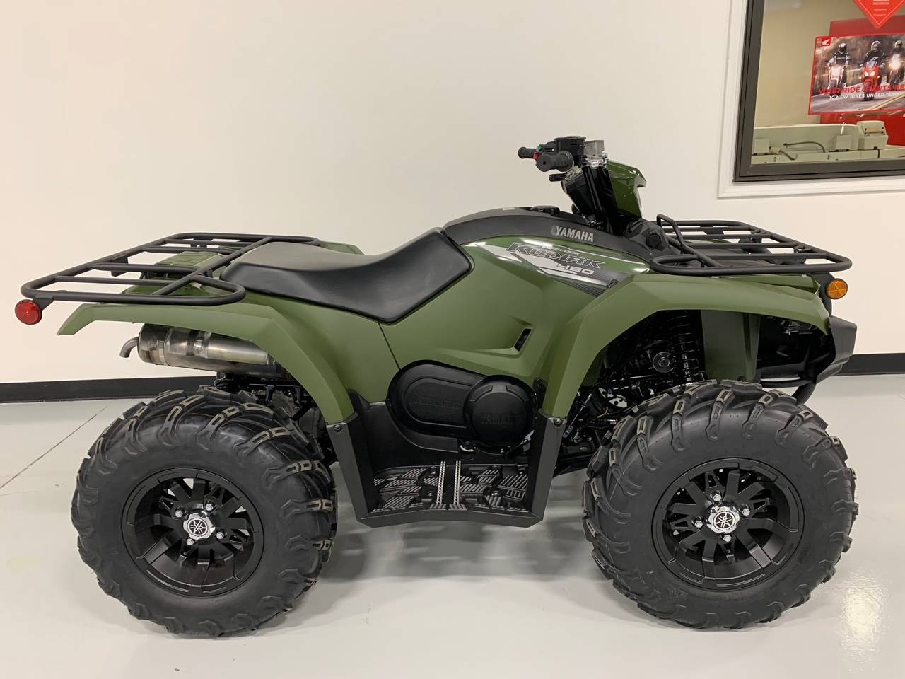2021 Yamaha Kodiak 450 EPS in Brilliant, Ohio - Photo 11