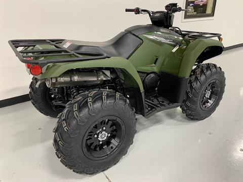 2021 Yamaha Kodiak 450 EPS in Brilliant, Ohio - Photo 12