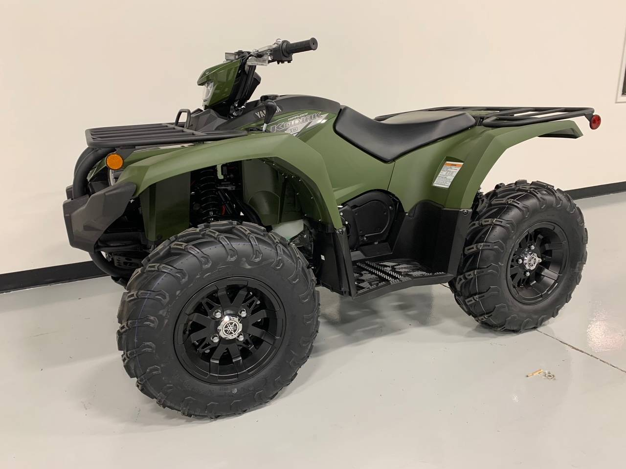2021 Yamaha Kodiak 450 EPS in Brilliant, Ohio - Photo 4