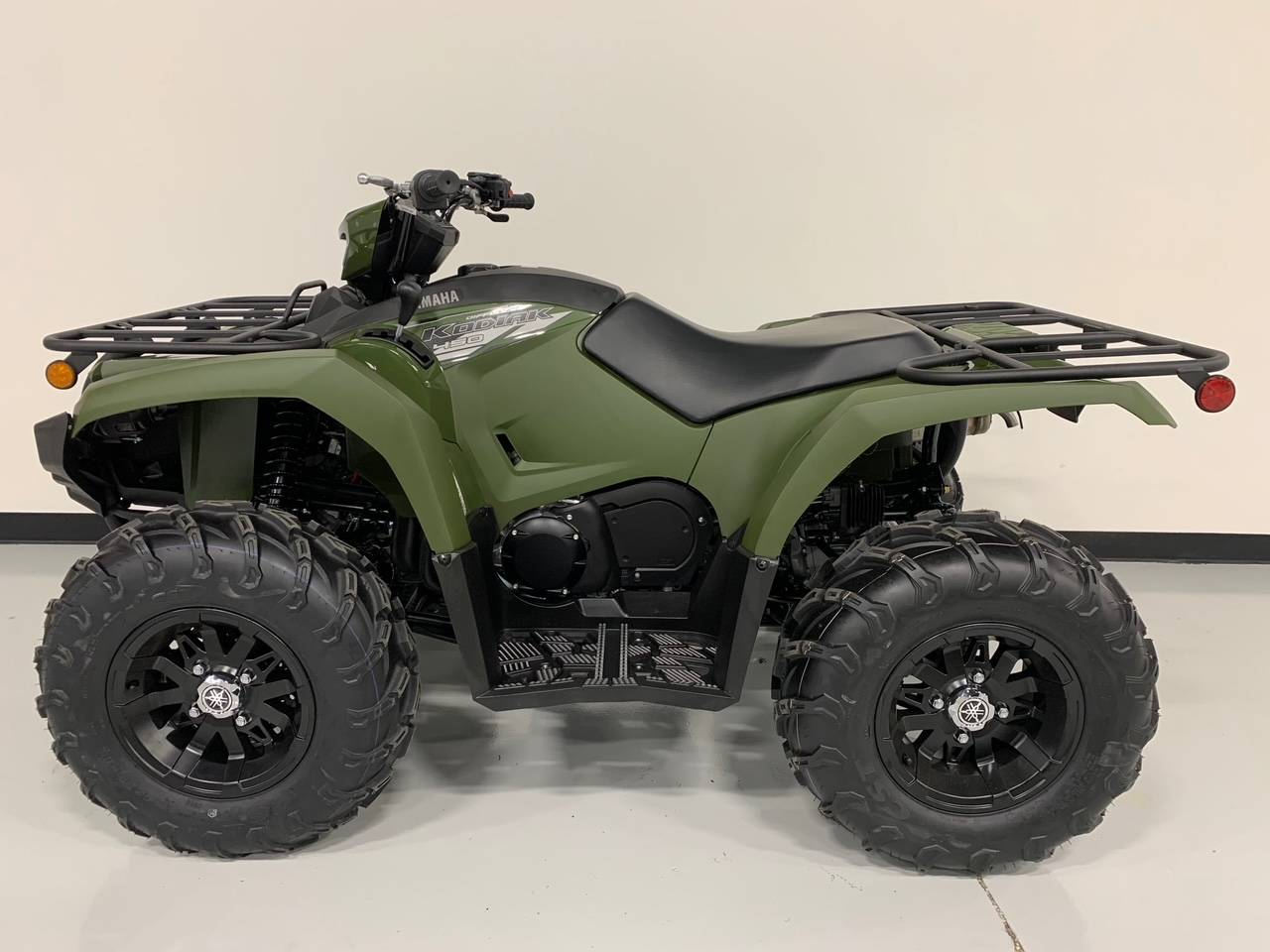 2021 Yamaha Kodiak 450 EPS in Brilliant, Ohio - Photo 5