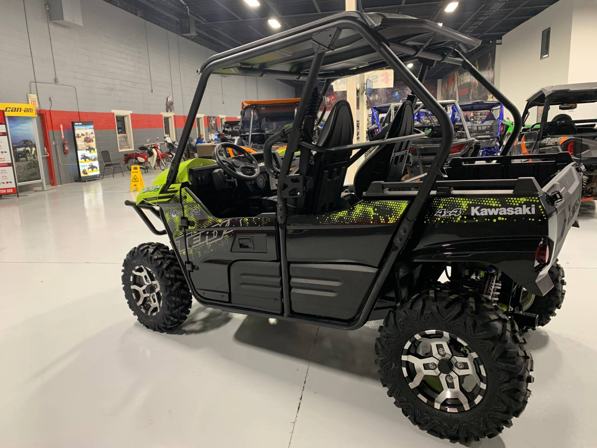 2021 Kawasaki Teryx LE in Brilliant, Ohio - Photo 2
