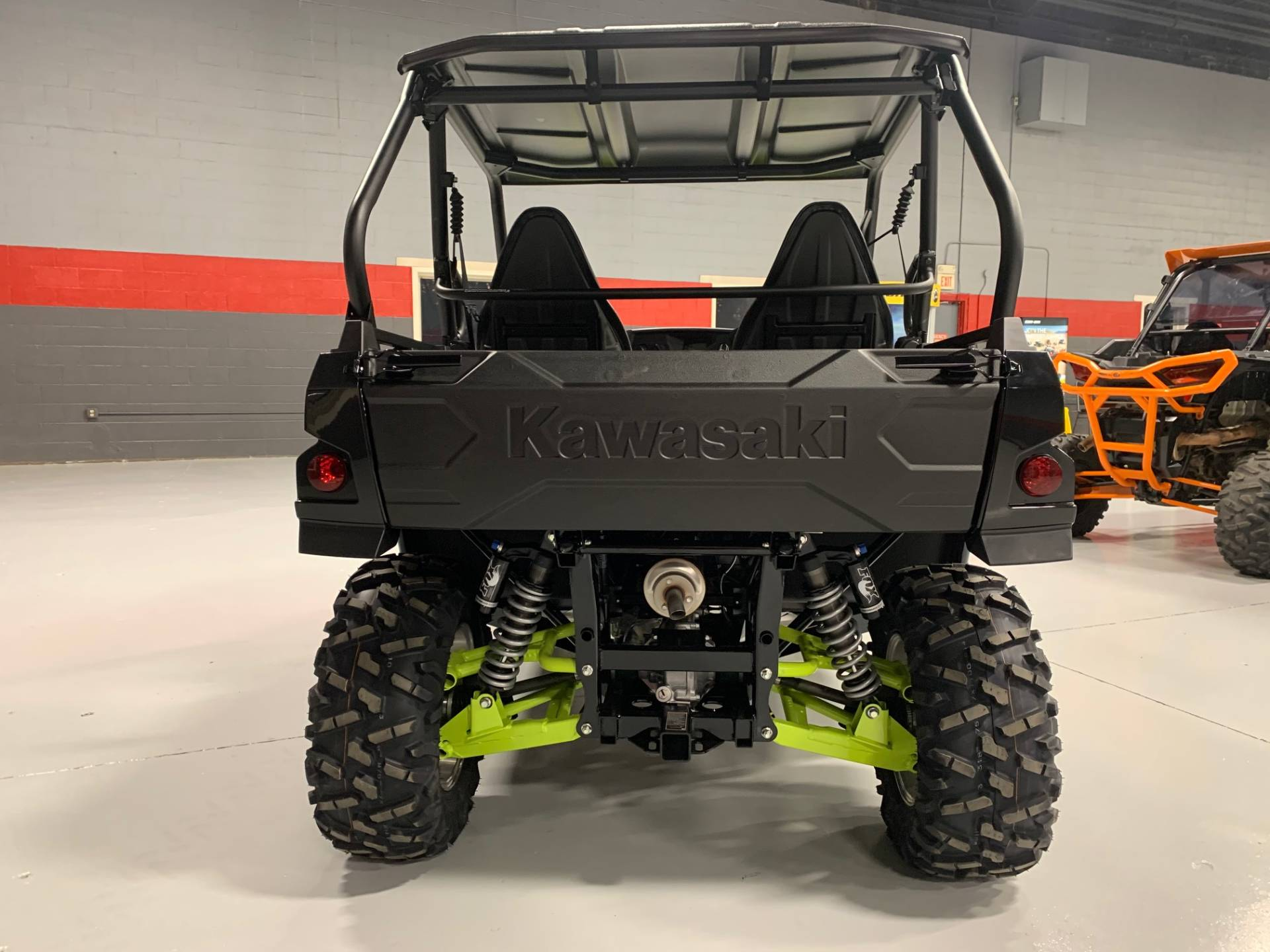 2021 Kawasaki Teryx LE in Brilliant, Ohio - Photo 12