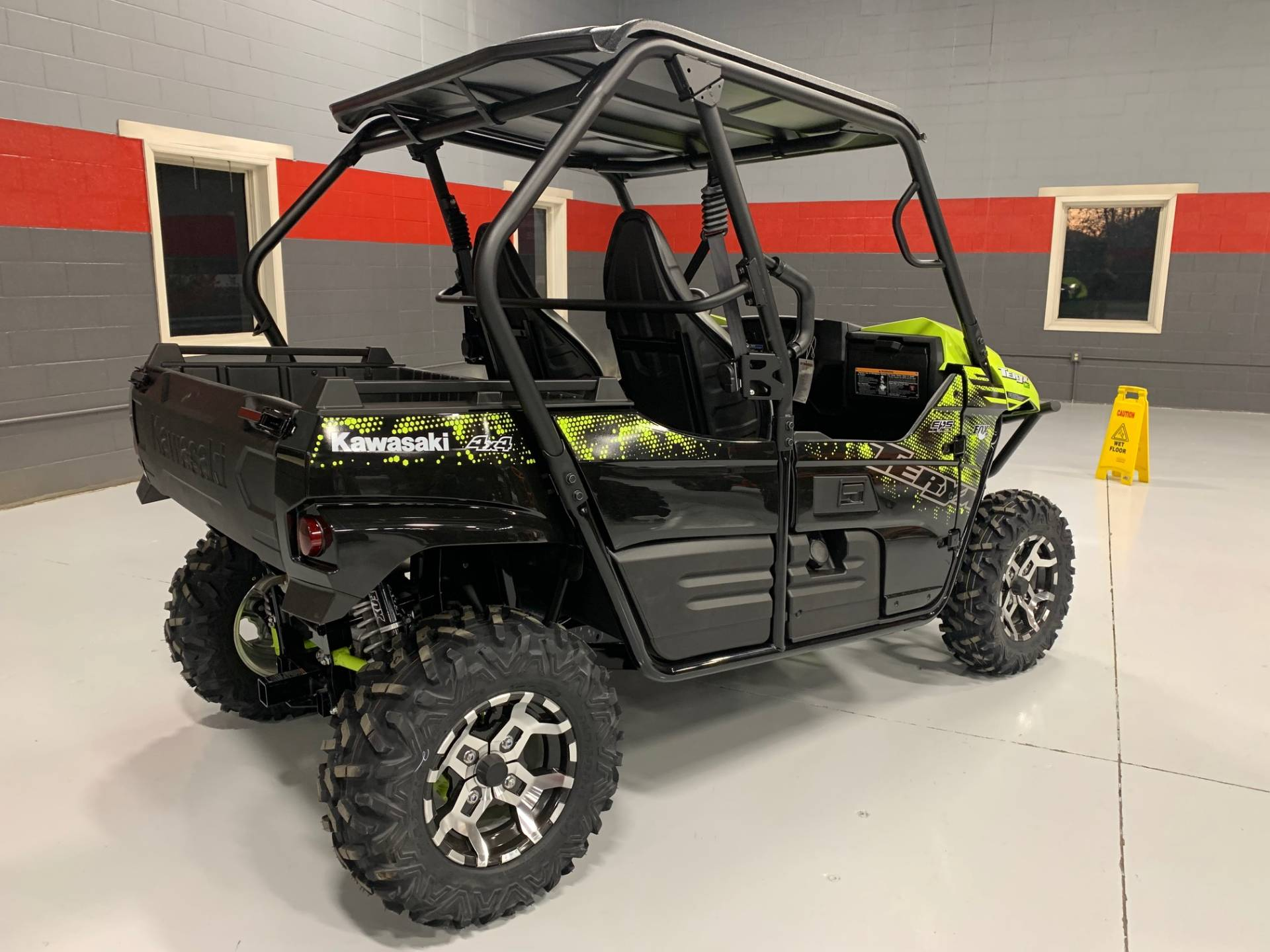 2021 Kawasaki Teryx LE in Brilliant, Ohio - Photo 13